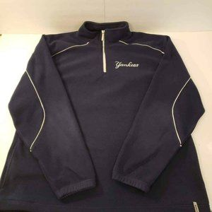 New York Yankees Reebok Mens XL Fleece Sweatshirt